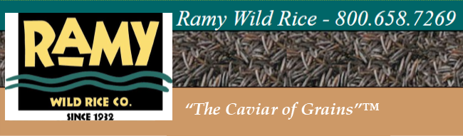 Ramy Wild Rice Co. - The Caviar of Grains