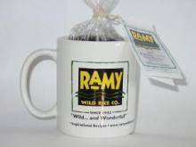 8 oz. Long Grain Wild Rice & Ramy Coffee Mug